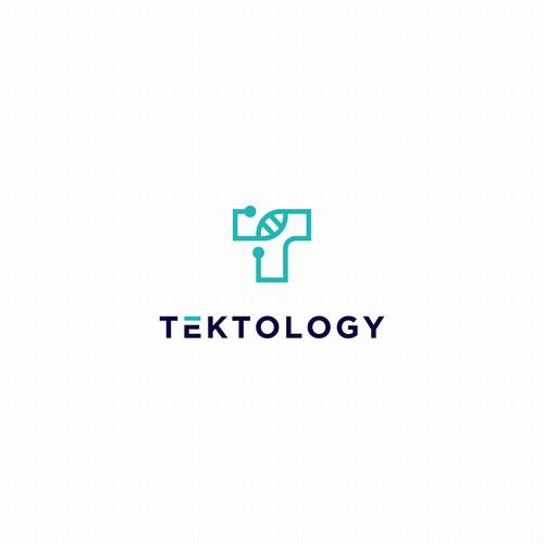 "Design a logo for ""Tektology"""