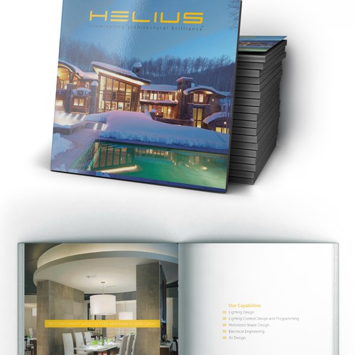 HELIUS Lighting Design Brochure