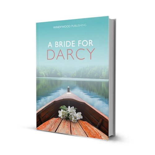 Create a Book Cover for Contemporary Romance: A Bride for Darcy