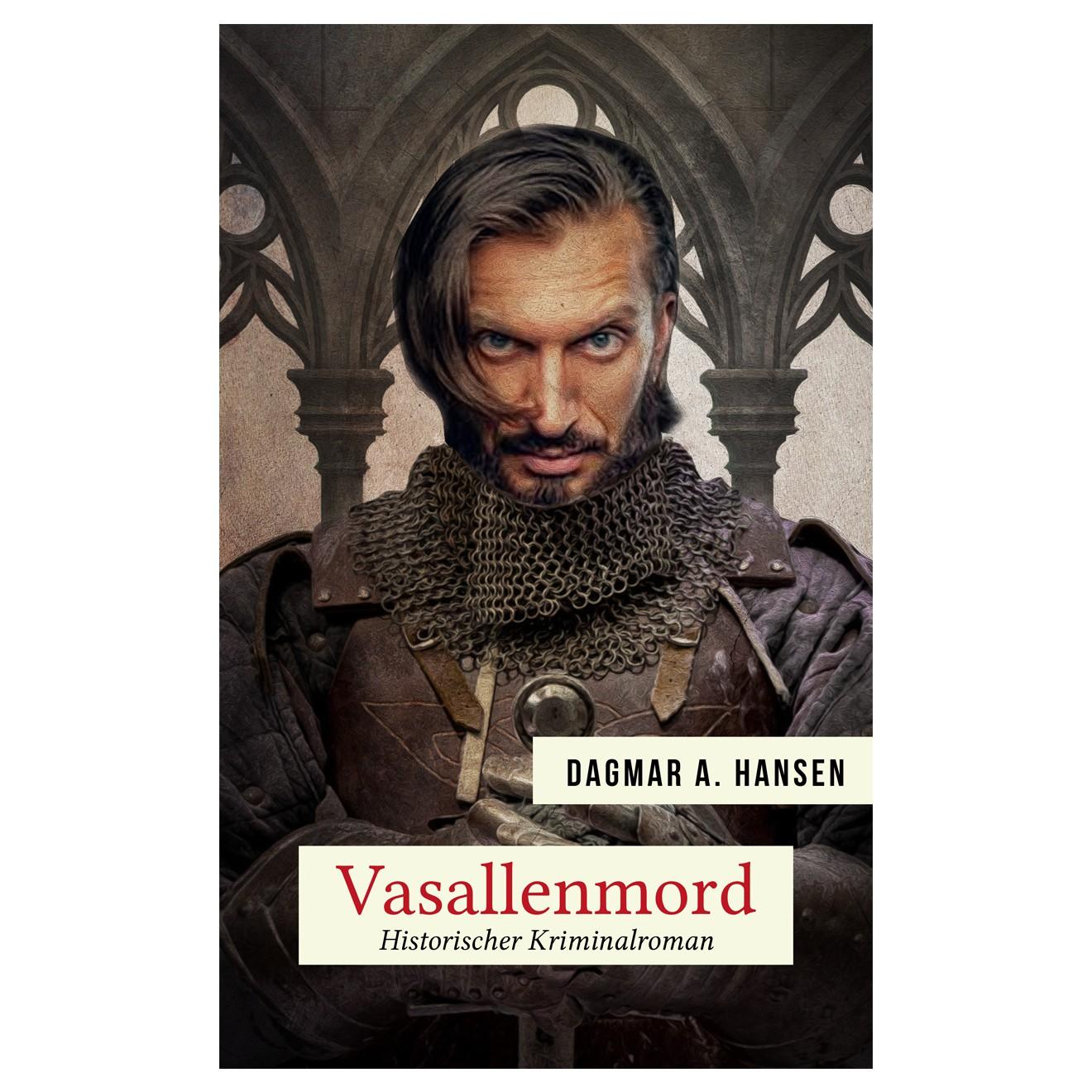 eBook -Cover für einen spannenden Mittelalterroman gesucht!