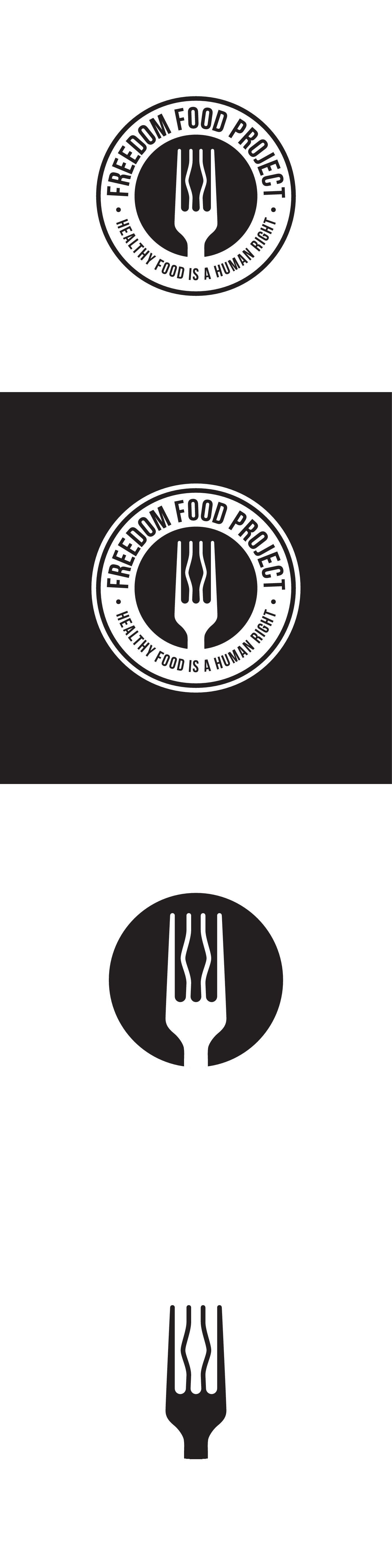 Design dope statement piece for Freedom Food Project