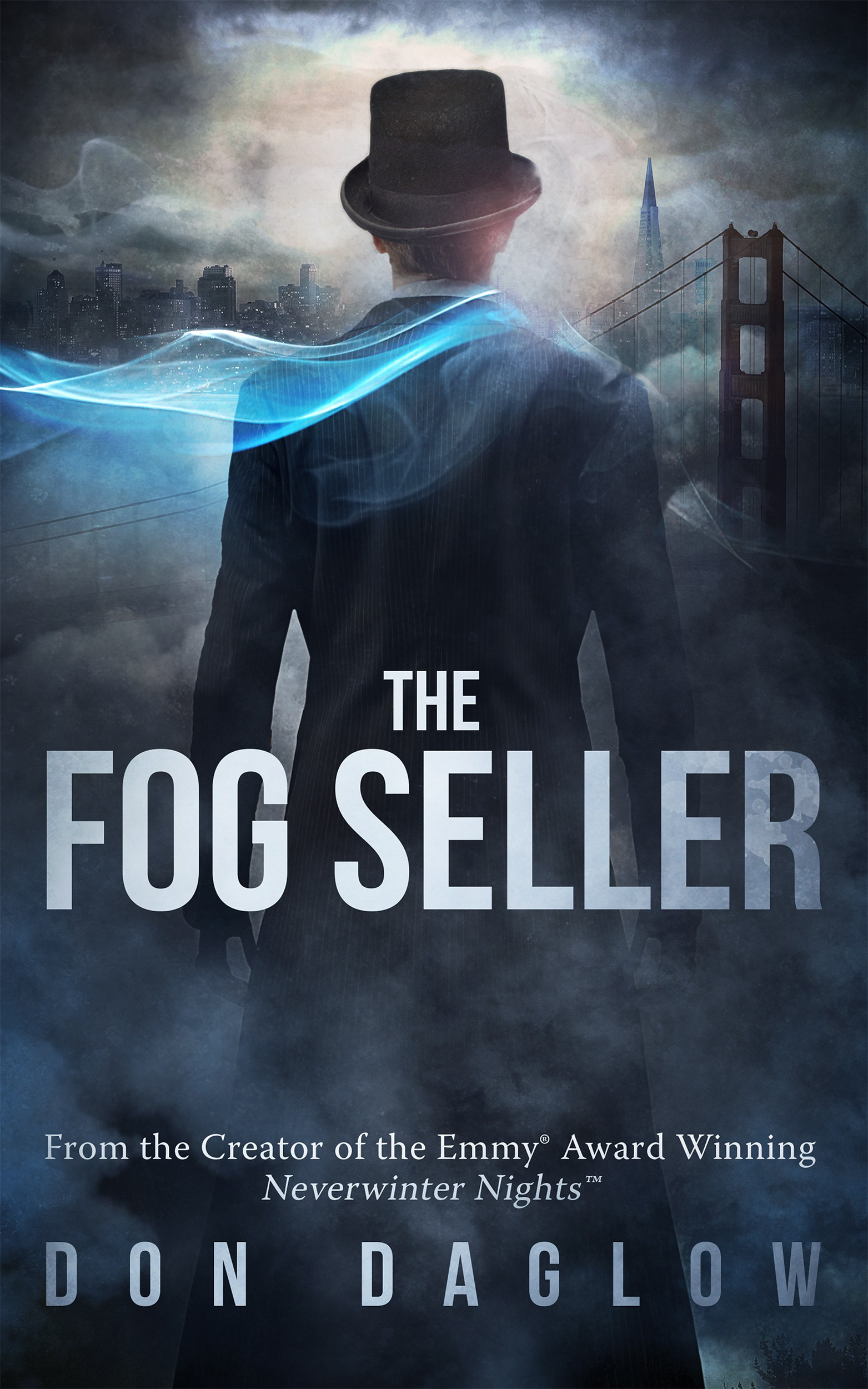 The Fog Seller novel book cover