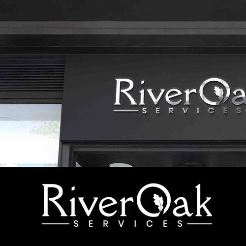 Oak Logo design