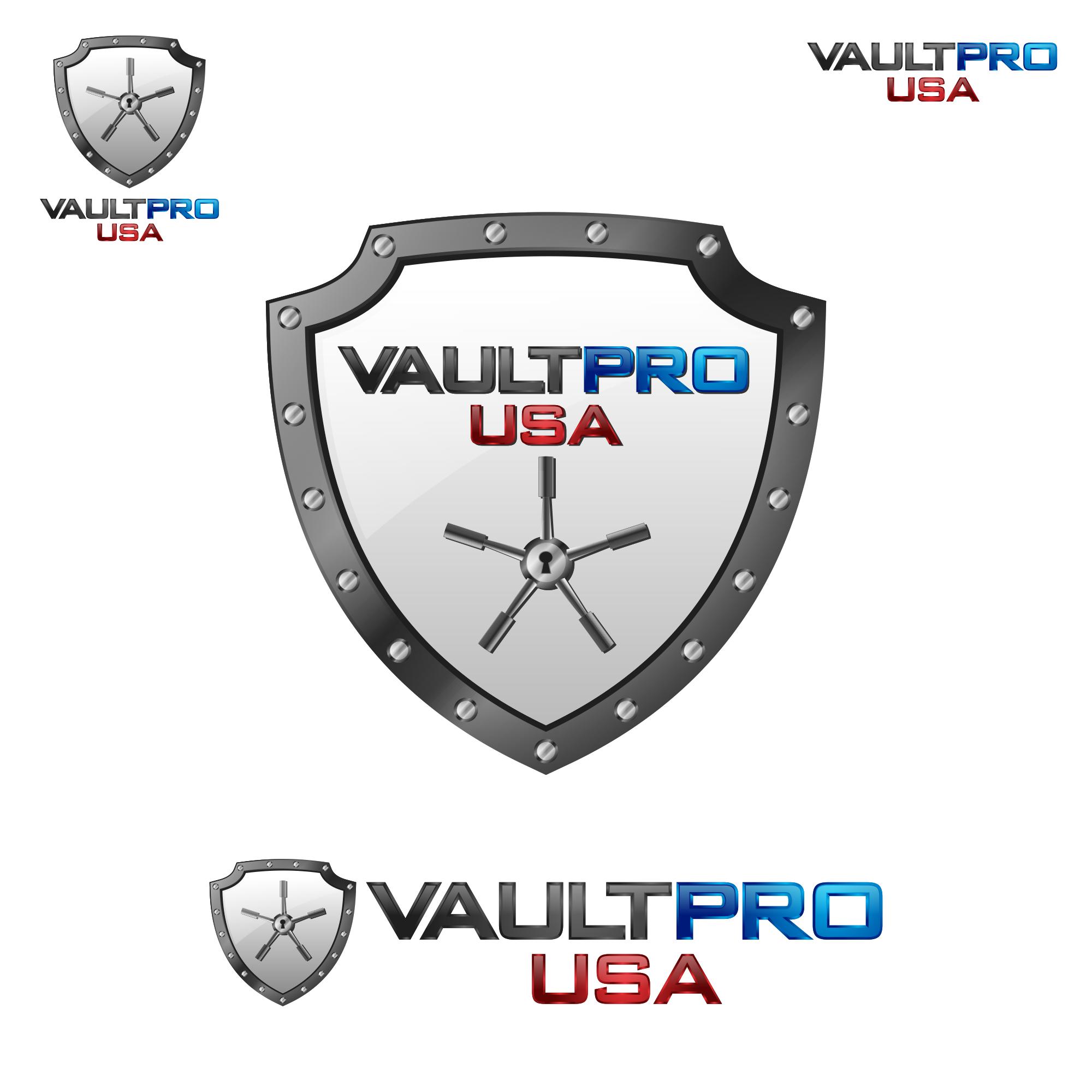 Vault Pro USA needs an outstanding new logo!