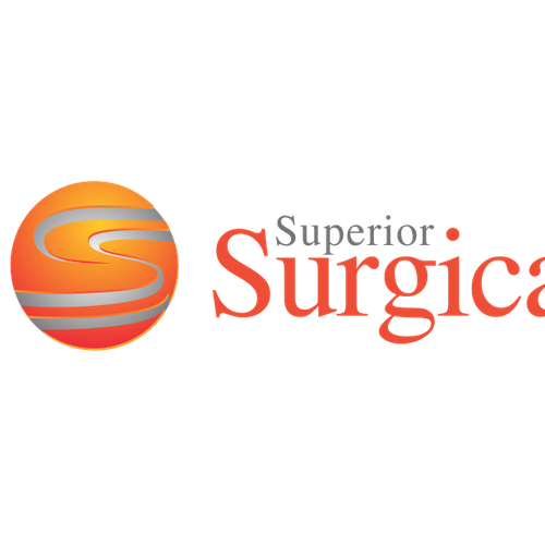 Logo for superior surgical