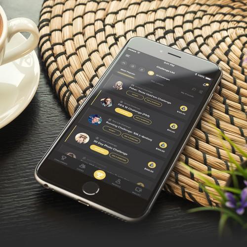 Betya - Challenge Mobile App