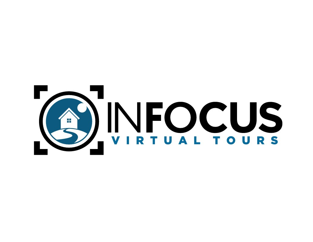 ISO an awesome logo design for a start up Real Estate Photography company (In Focus Virtual Tours).