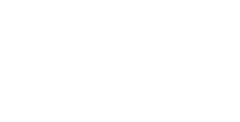 New food branding and content consultancy needs to be the modern face of the industry.