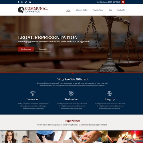 Attorney and lawyer