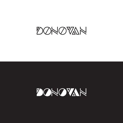 Logo concept for brand Donovan