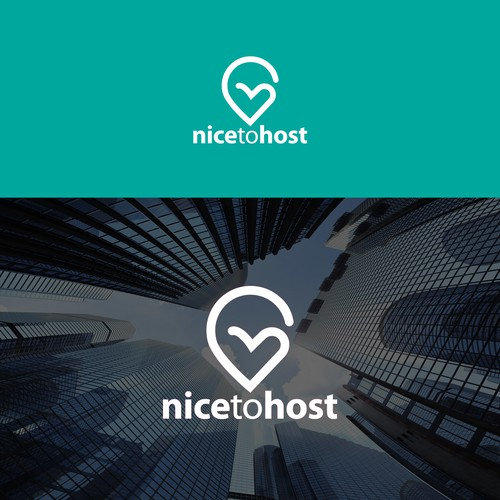 Nice To Host Logo