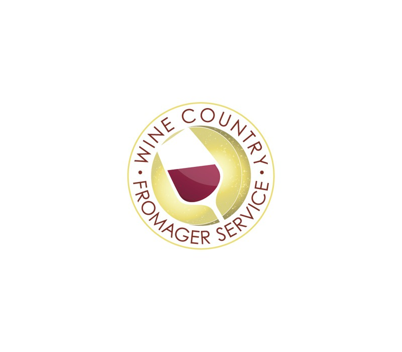 logo for Wine Country Fromager Service