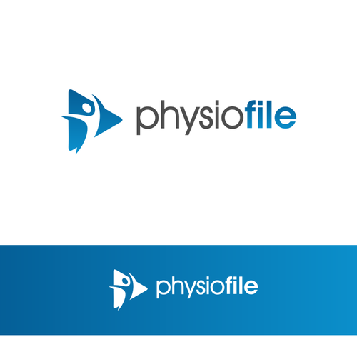 Create the next logo for Physiofile