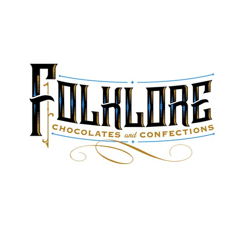 Folklore Chocolates & Confections Logo
