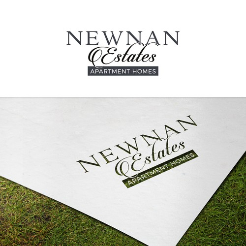 Newnan Estates Apartment Homes Logo