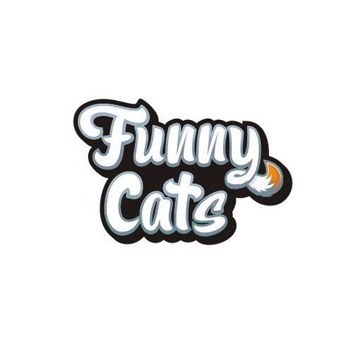 Funny Cats - looking for a great logo design for Youtube