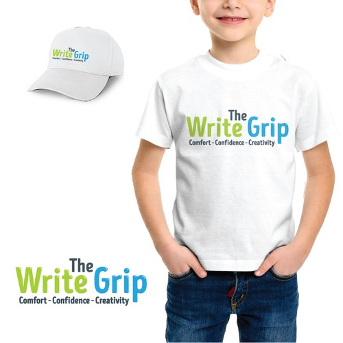Logo for The Write Grip