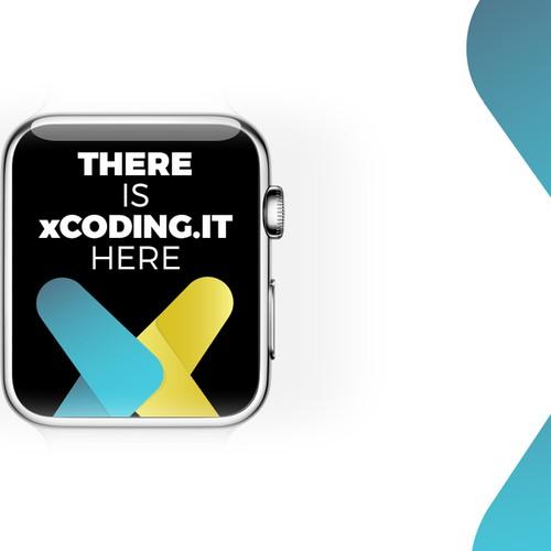 Mockup AppleWatch xCoding.it