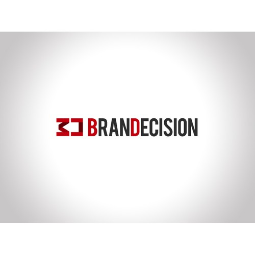 brandecision needs a new logo