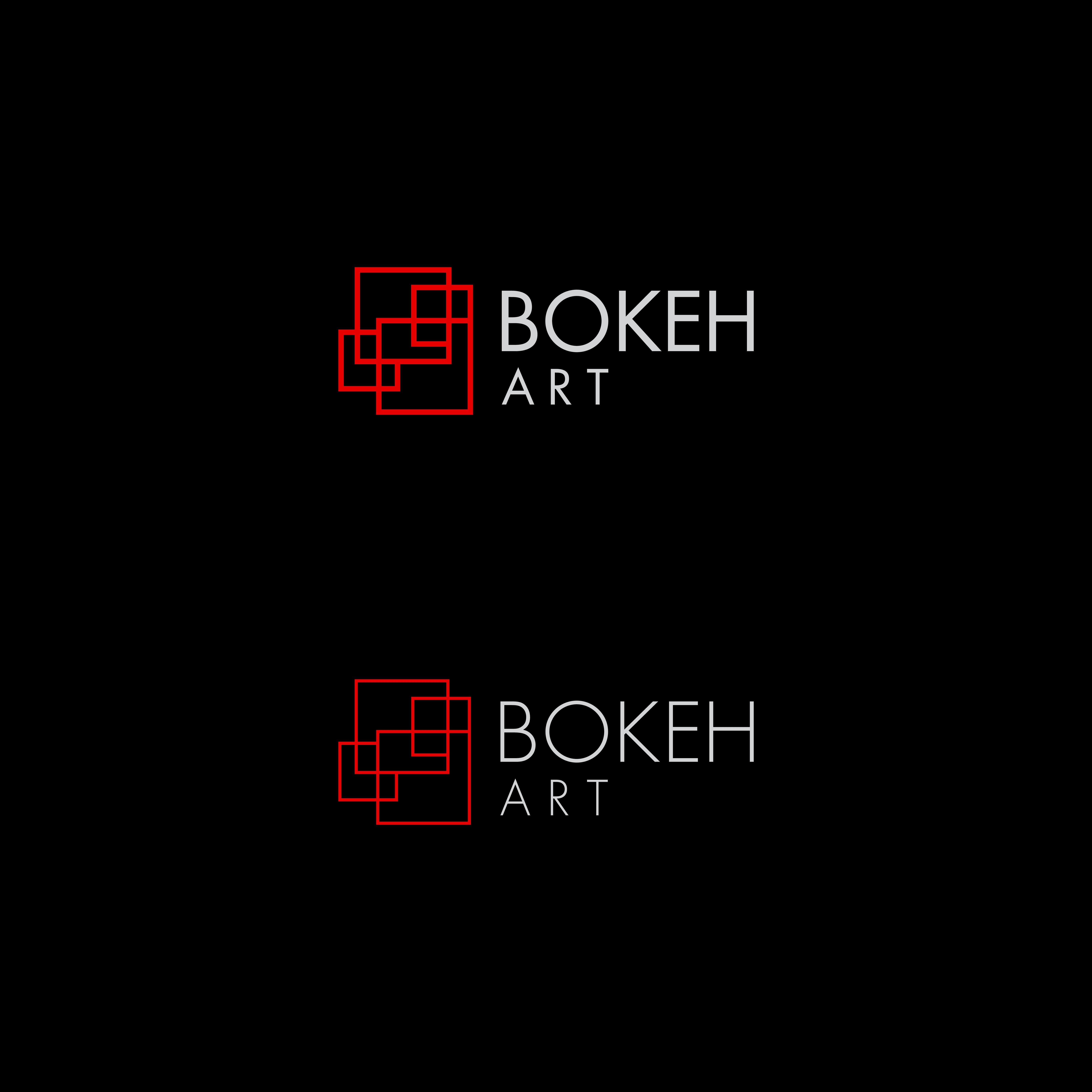 Create logo for an online art gallery!