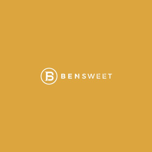 Logo design for benSweet.