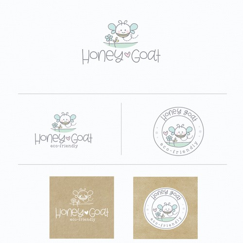 HoneyGoat is a baby brand with mainly organic and sustainable products.