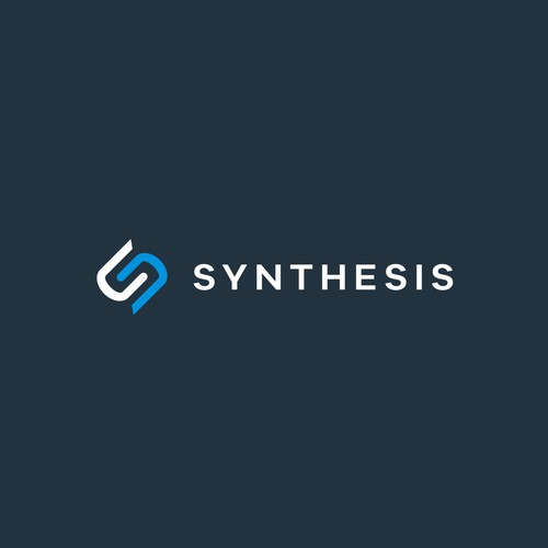 SYNTHESIS Technology logo design