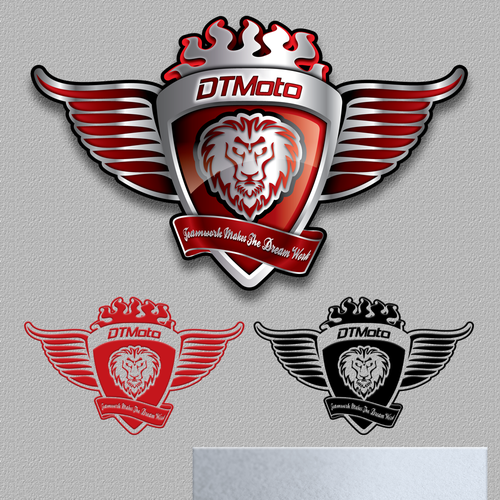 Help DTMoto with a new logo