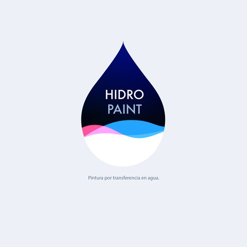 Logo Hidro Paint