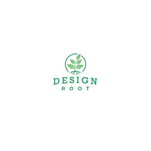 A Simple Leaf Logo