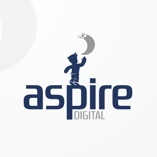 Aspire Digital needs a new logo