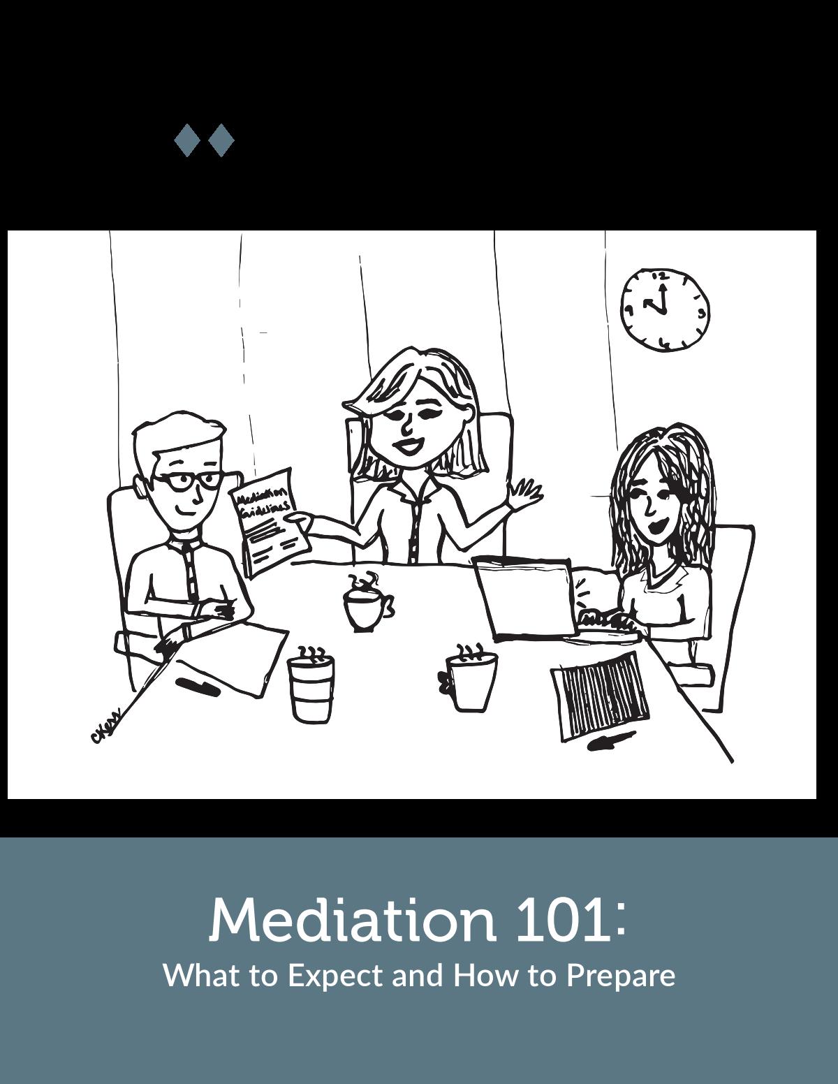 Design an Ebook on Mediation
