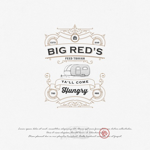 big red's