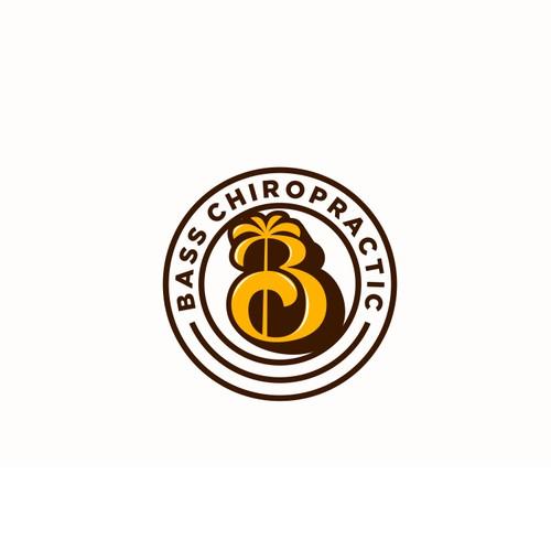 Retro B logo