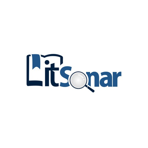 litSonar book search logo