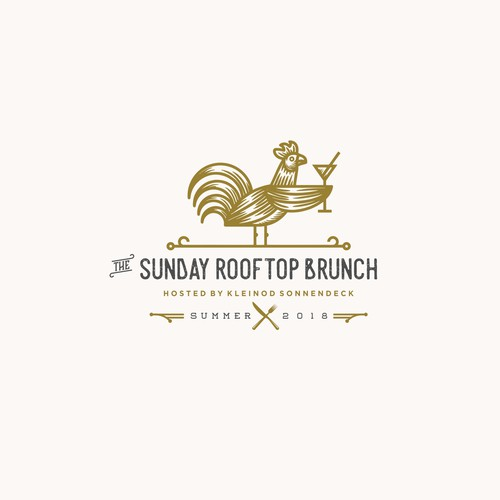 The Sunday Rooftop Brunch