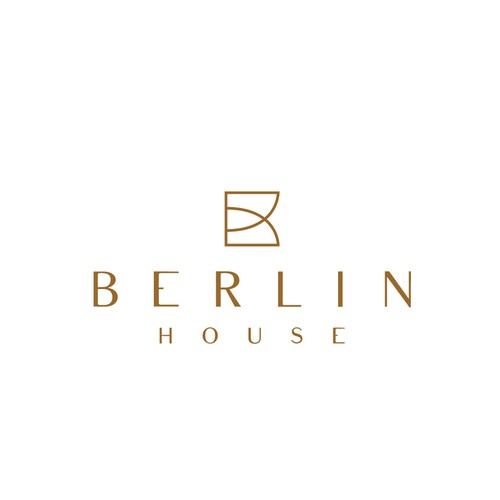 Logo design for a Building in Berlin