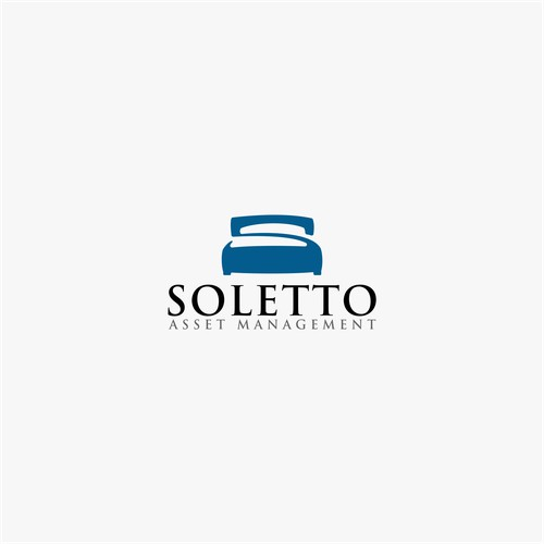 Create an elegant and professional logo for a small funds management company.