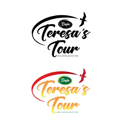 teresa's tour logo