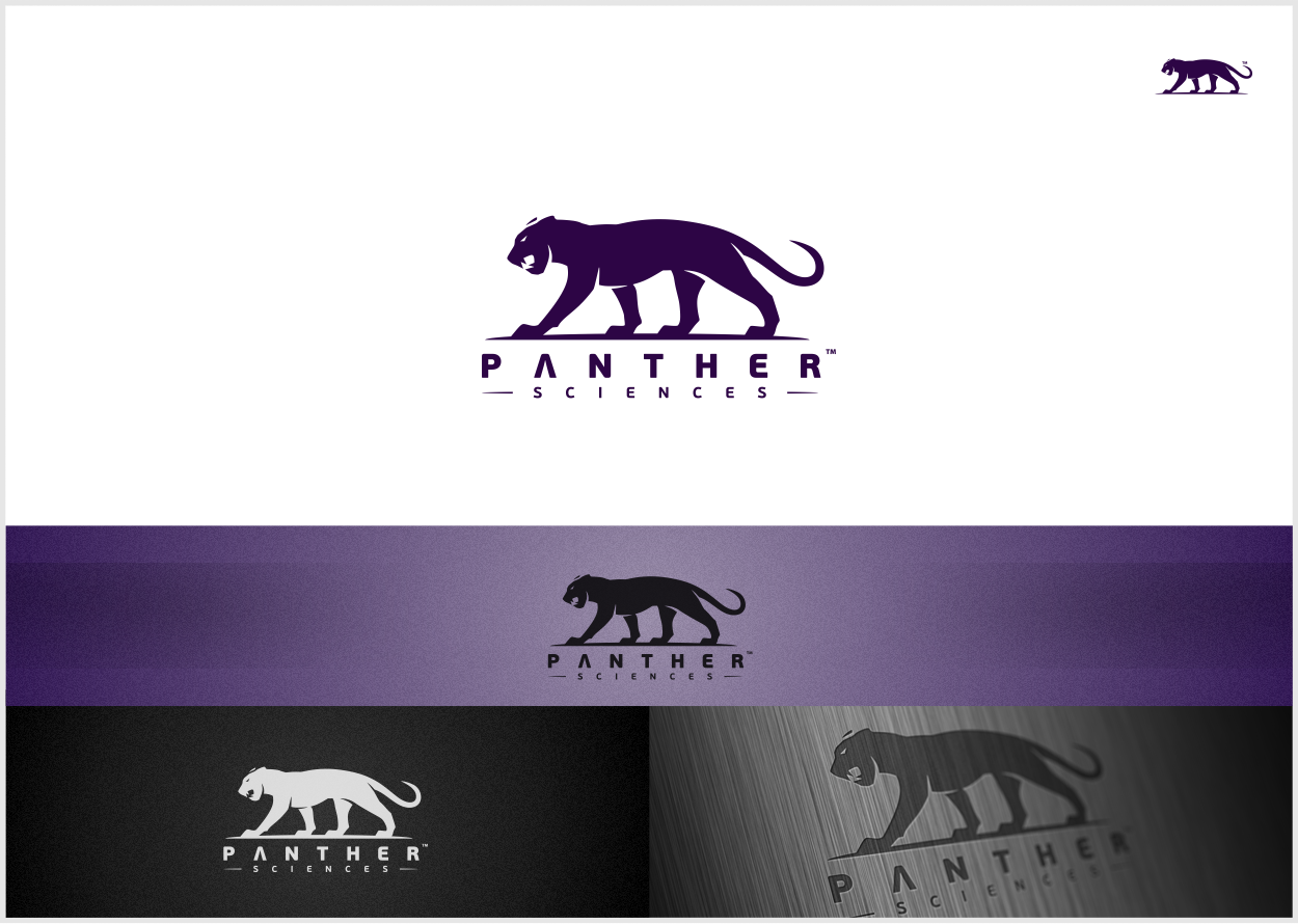 Panther Sciences needs a wicked logo