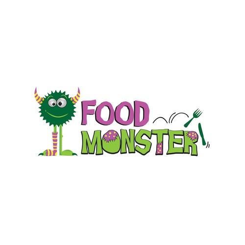 Logo for fast food / take away food