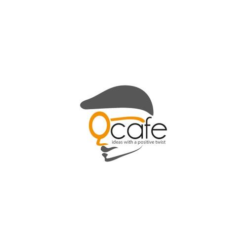 Create the next logo for Q cafe