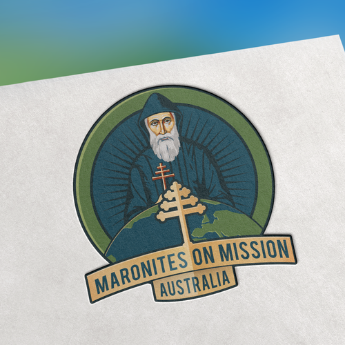 Logo concept Holy Mission