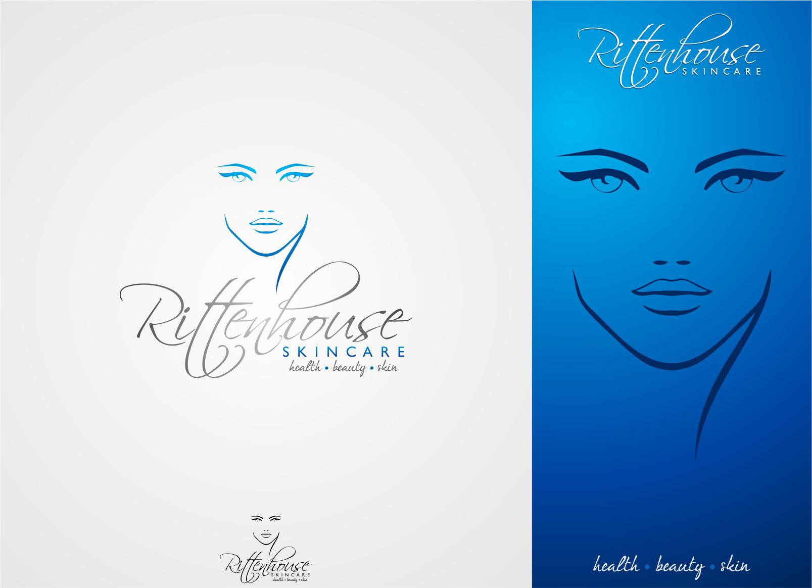 Rittenhouse Skincare needs a new logo