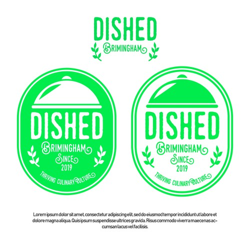 Warm and Healthy Logo For Restaurant