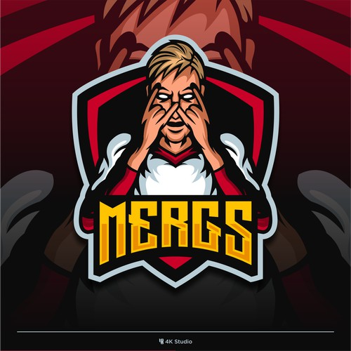 Mascot Logo Designs for Esport team