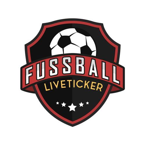 Soccer website logo
