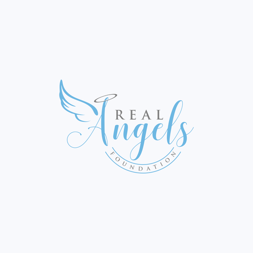 Logo for real angels