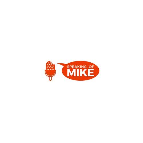Logo idea for a voice artist