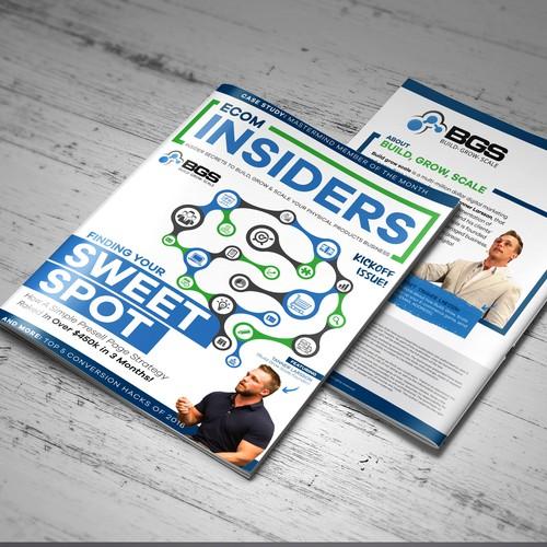 ECOM Insiders Magazine Cover